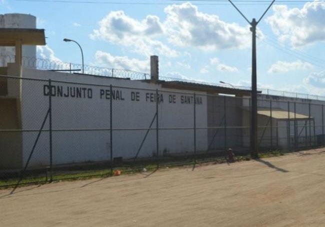 Três detentos fugiram de madrugada do presídio de Feira