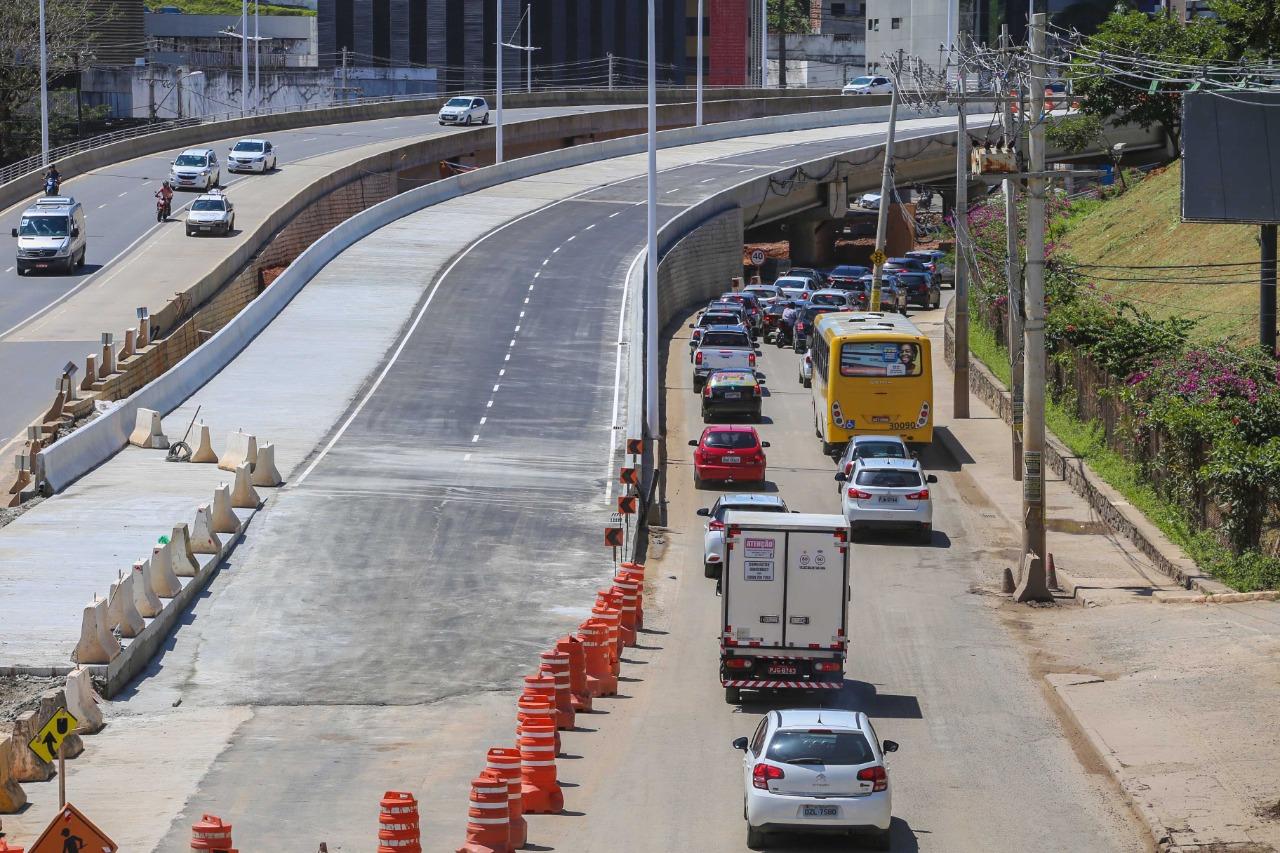 Salvador vai ganhar mais um elevado do BRT nesta quinta
