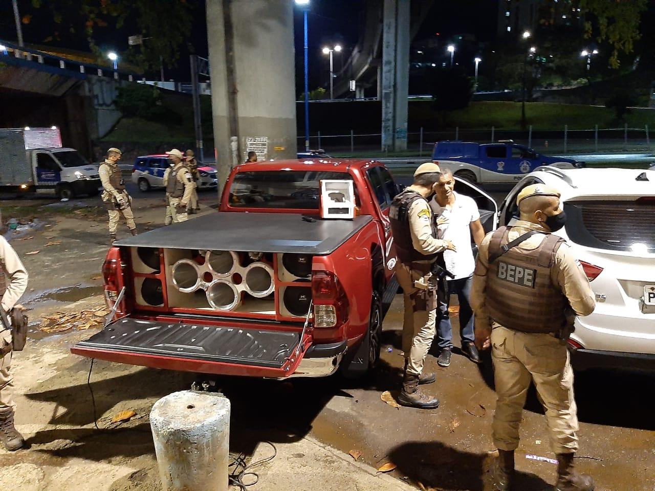 Itapuã, Liberdade e Paripe lideram denúncias de poluição sonora em Salvador