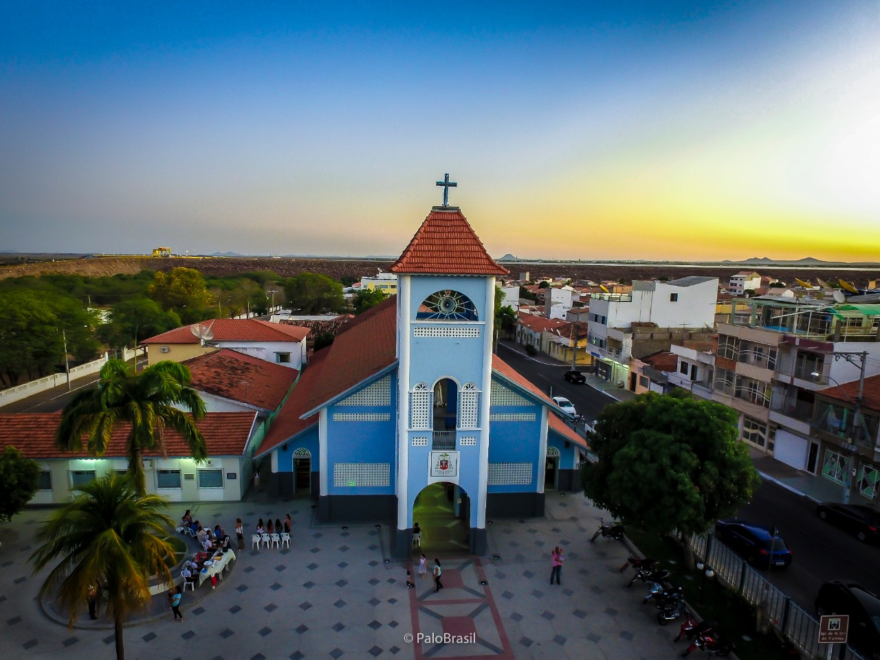Luiz de Deus parabeniza a Diocese de Paulo Afonso por seus 49 anos