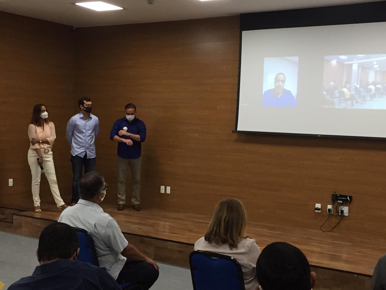 PSDB faz convenção e confirma apoio a Bruno Reis em Salvador