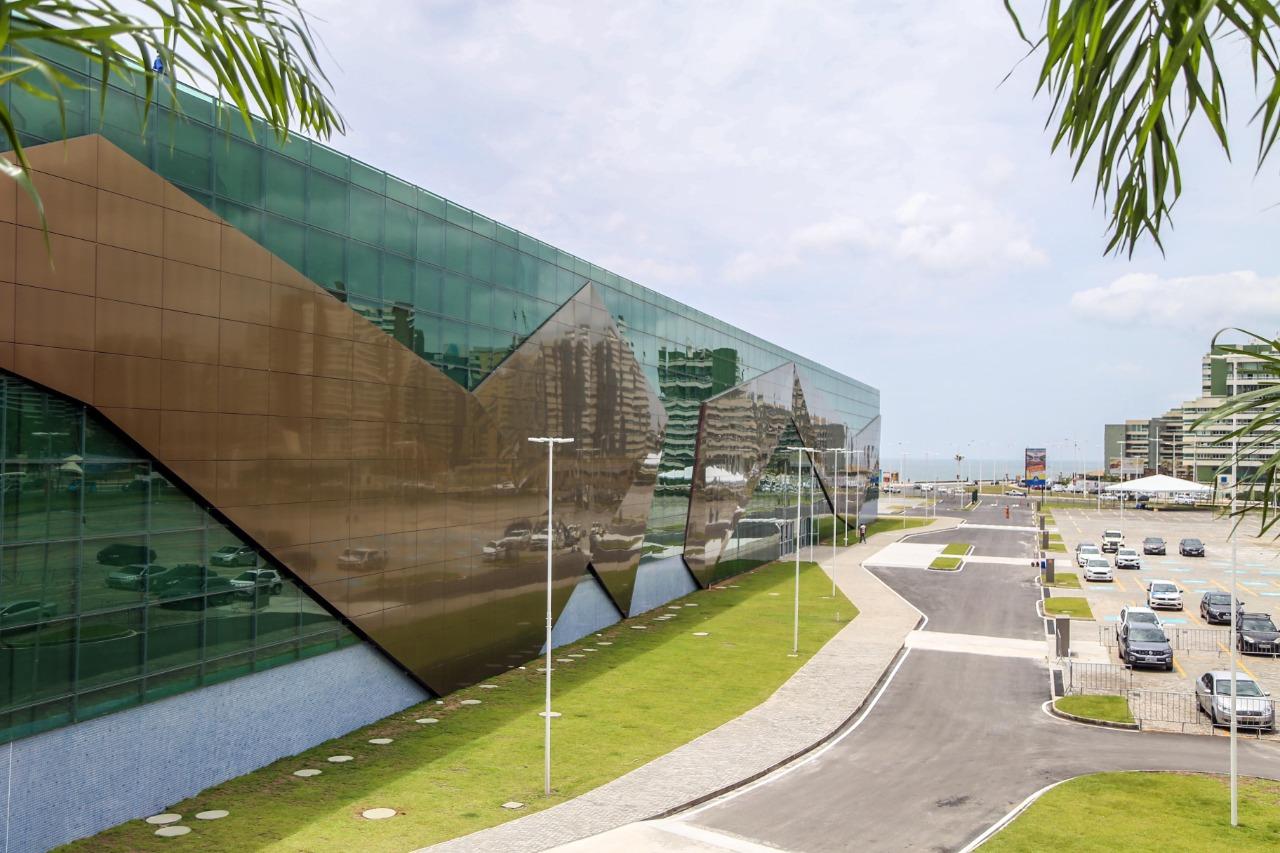 Centro de Convenções de Salvador retoma atividades com programação até dezembro