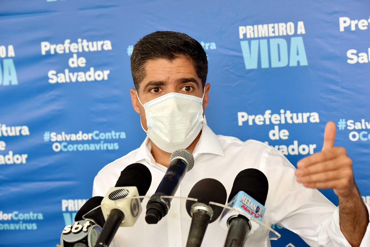 ACM Neto envia à Câmara de Salvador orçamento a ser executado pelo próximo prefeito