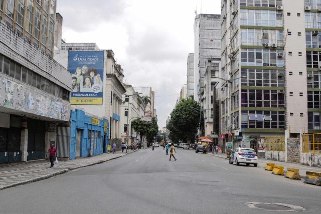 Casarões do Comércio de Salvador serão recuperados por programa de moradias