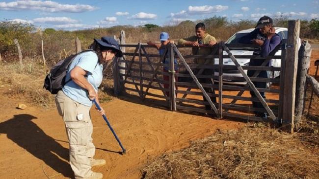 "Prefeito de Santa Filomena (PE) pede ajuda para resolver ""caça a meteoritos"""