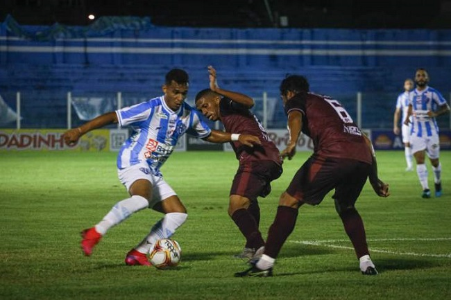 Série C: Fora de casa, Jacuipense vence o Paysandu por 2 a 1