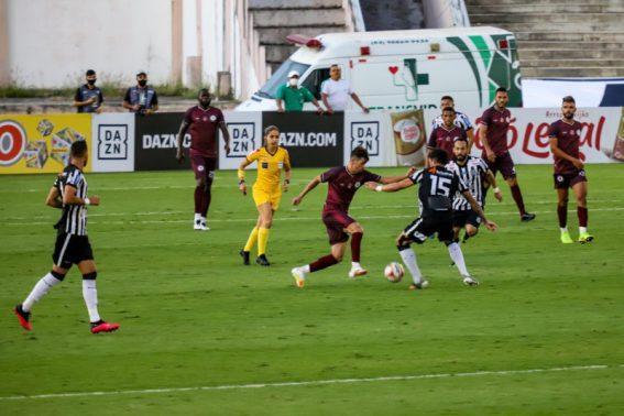 Jacuipense empata sem gols com o Treze-PB e entra no G-4 da Série C