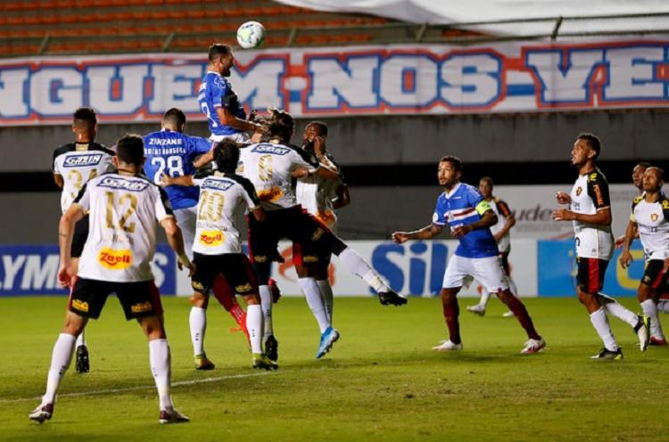 Série A: Jogando em casa, Bahia perde do Sport por 2 a 1