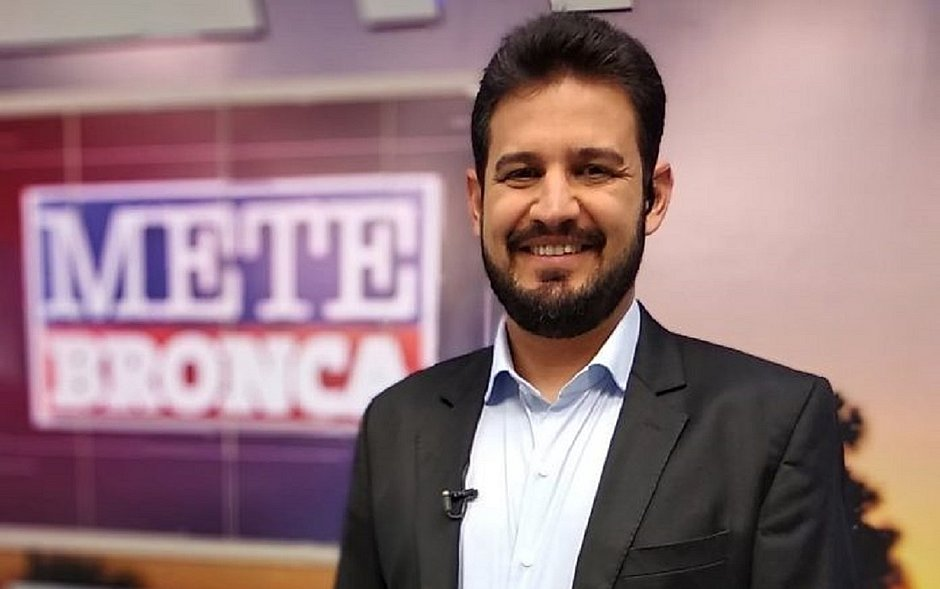 Jornalista da Record é sequestrado dentro de casa em Roraima