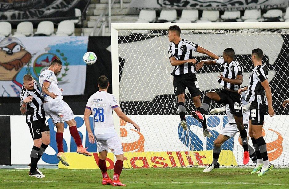 Série A: Bahia vence o Botafogo por 2 a 1; veja os gols