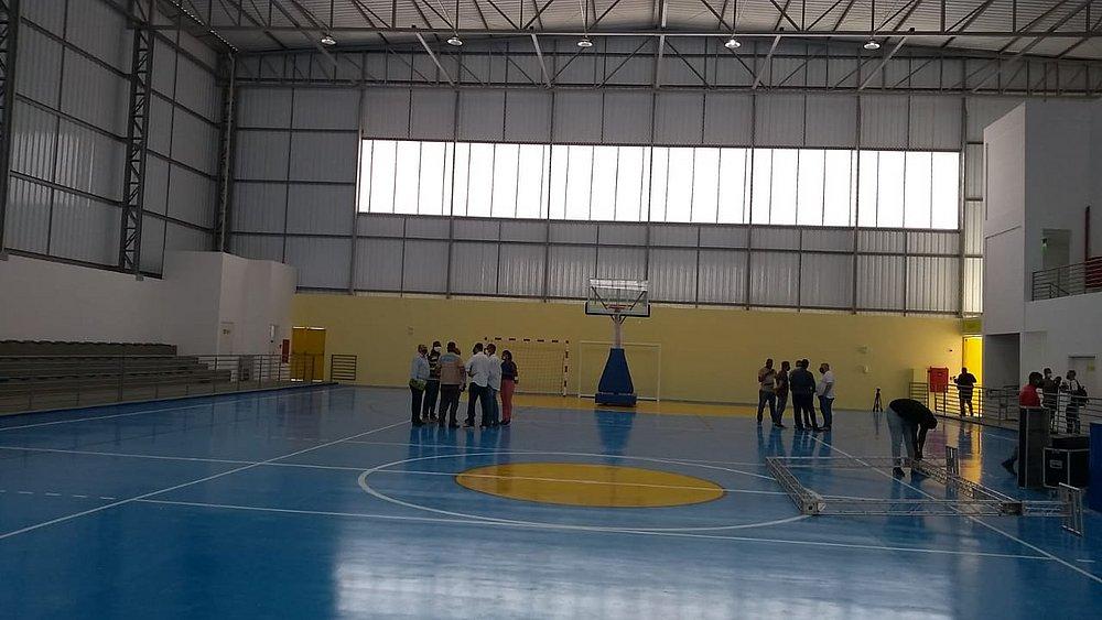Itapuã ganha complexo multiuso Estação Cidadania
