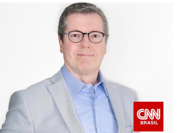 Jornalista Márcio Gomes deixa Globo e acerta com CNN