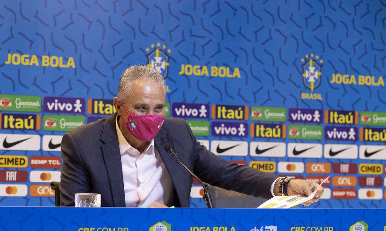 Brasil encara o Uruguai nesta terça pelas Eliminatórias