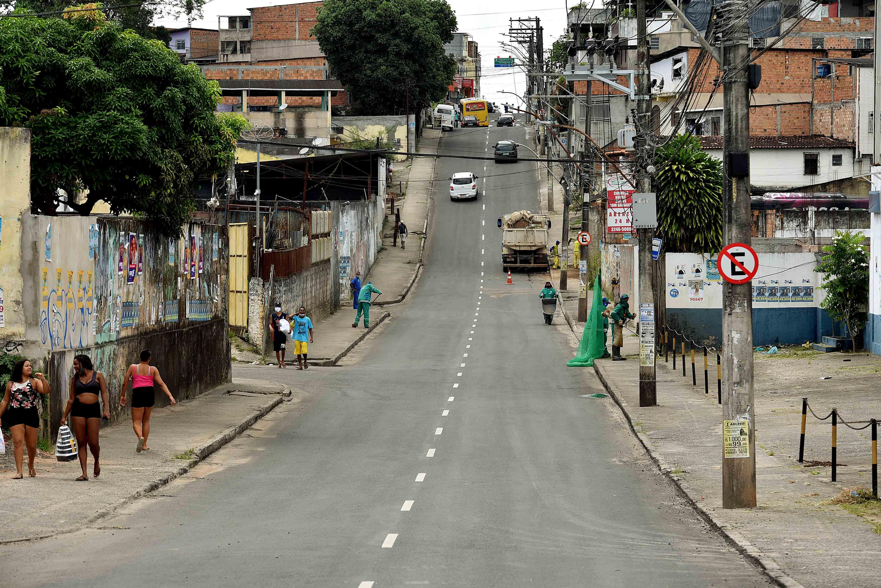 Prefeitura entrega requalificação da principal via de Águas Claras