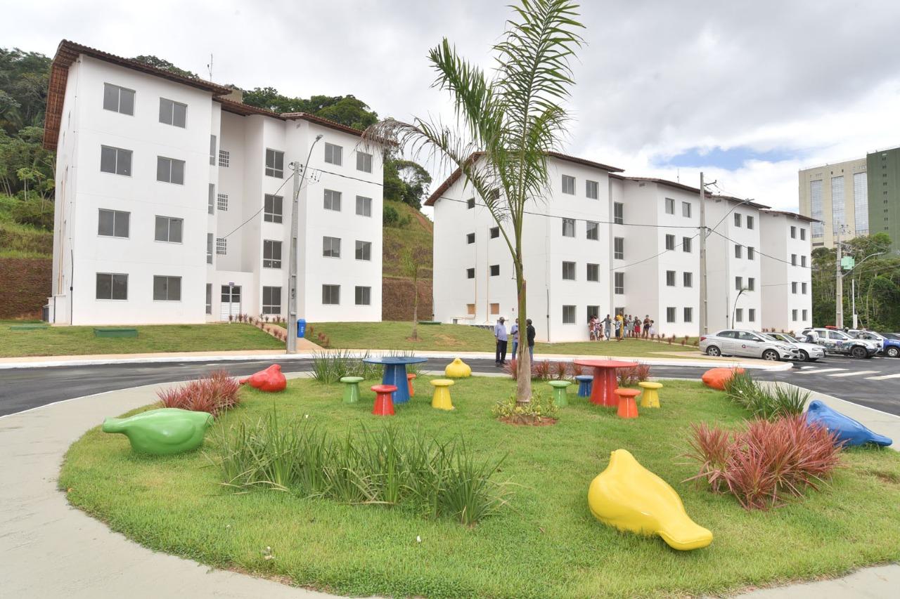 Conjunto Baixa Fria II realiza sonho de 128 famílias em Canabrava