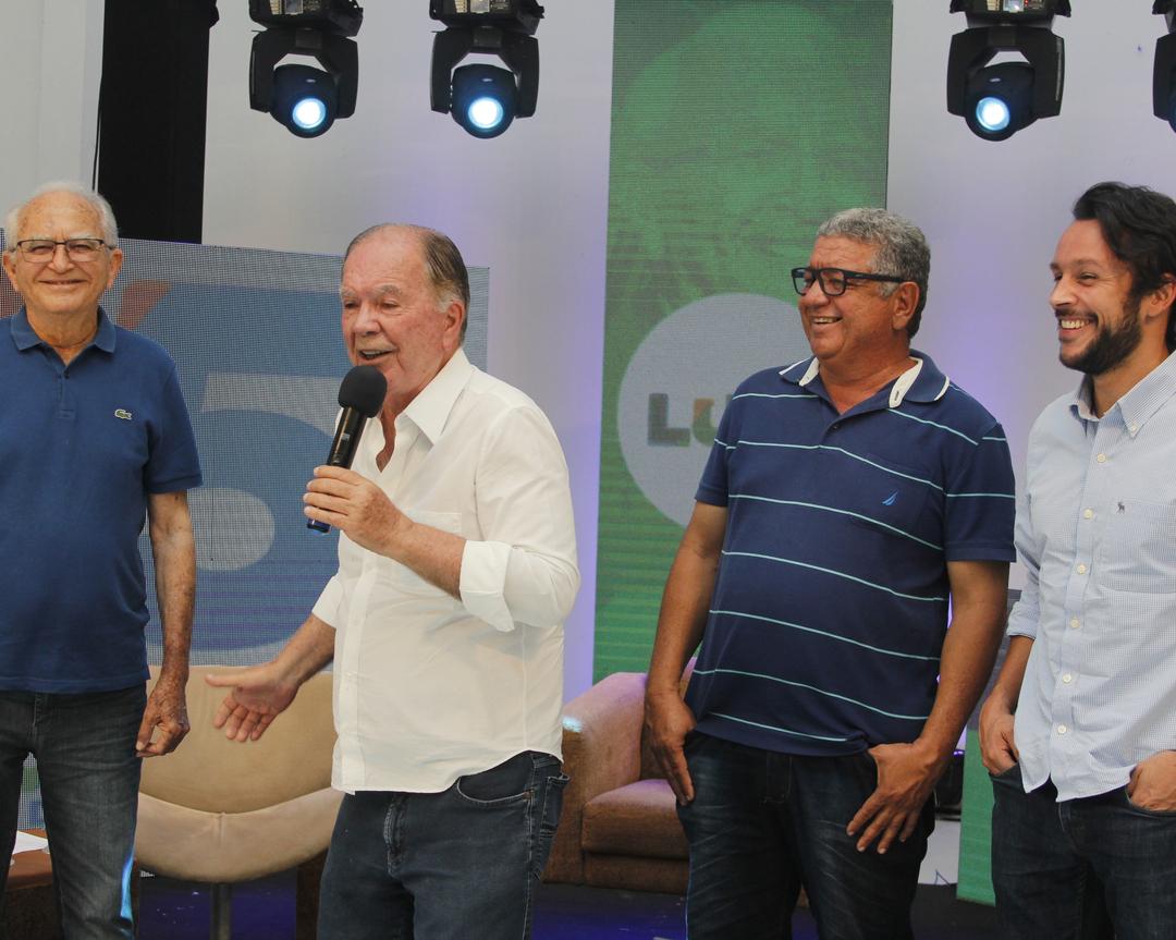 João Leão participa de live da campanha de Luiz de Deus em Paulo Afonso