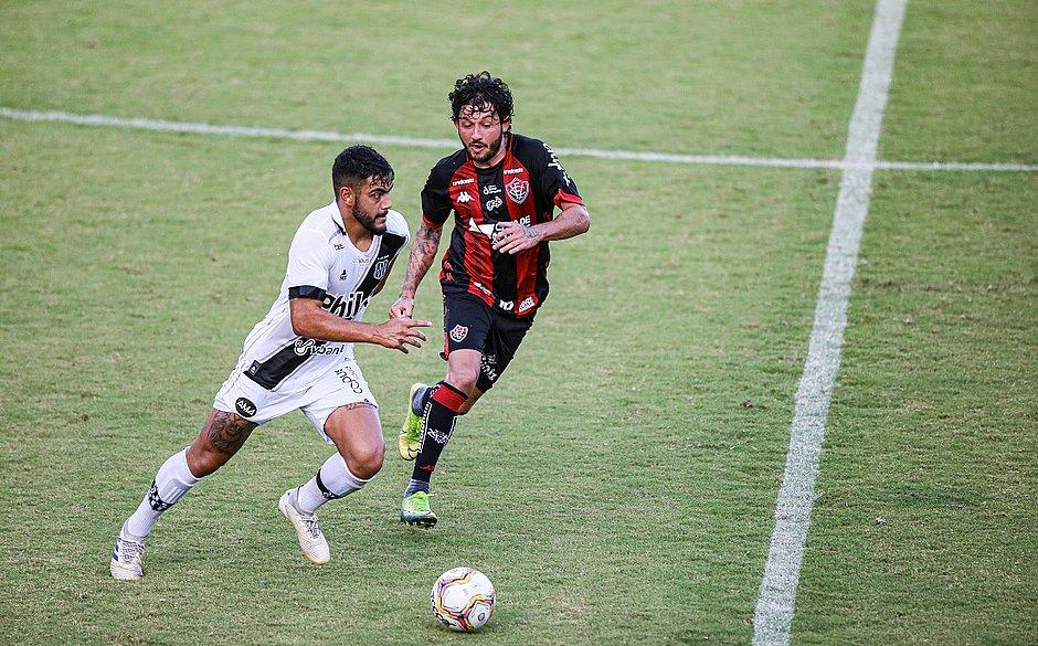 Série B: Vitória e Ponte Preta empatam sem gols no Barradão