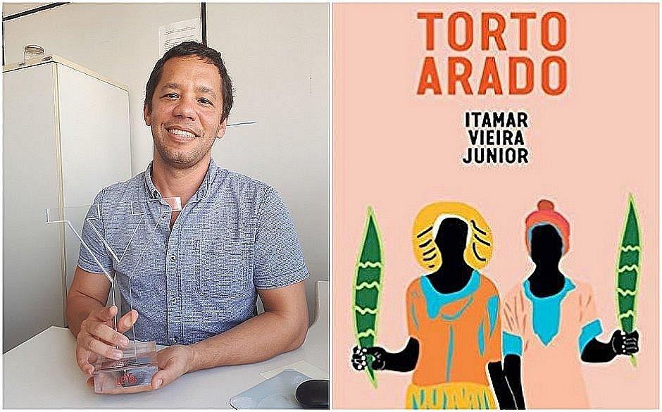 Escritor baiano Itamar Vieira Junior vence Prêmio Jabuti
