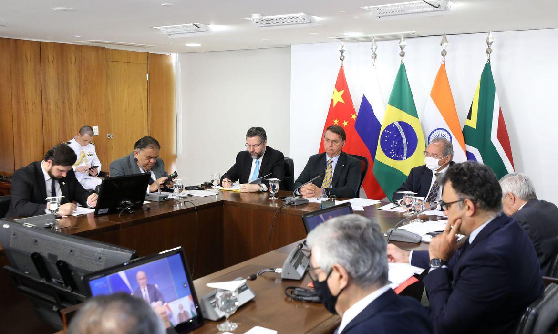 Brics apoia candidatura do Brasil para Conselho de Segurança da ONU