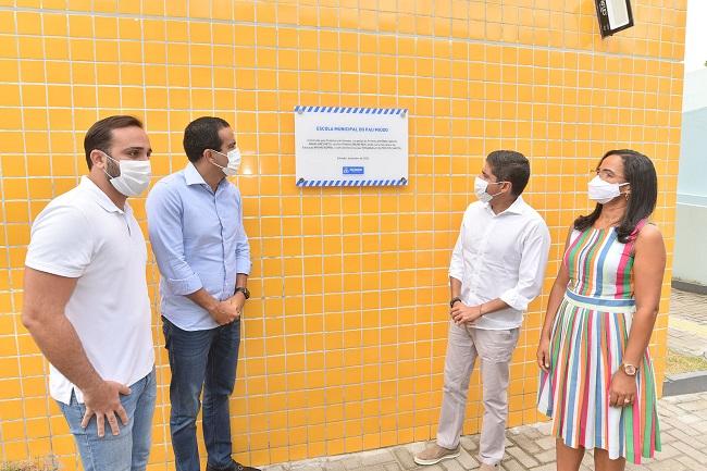 Escola Municipal do Pau Miúdo terá mais que o dobro de vagas em 2021