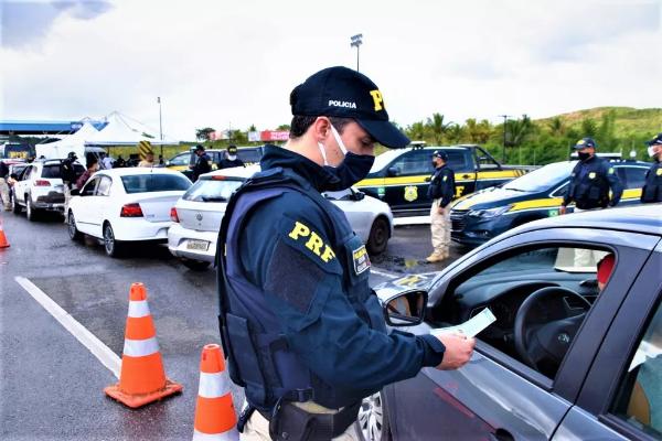 Polícia Rodoviária Federal inicia operação nas rodovias