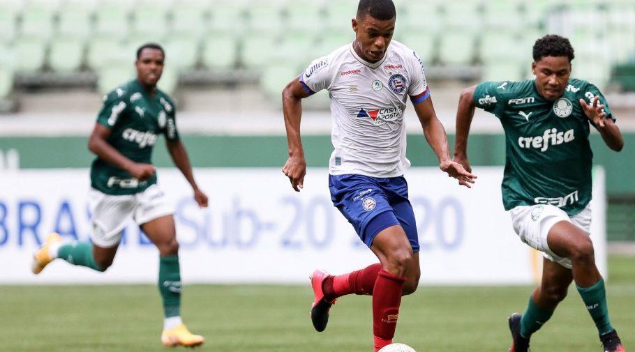 Bahia e Vasco disputam título da Copa do Brasil Sub-20