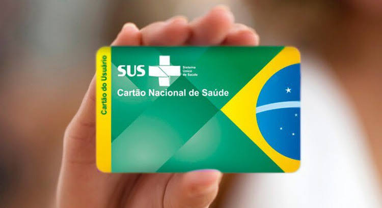 Recadastramento do cartão SUS é prorrogado para o final de abril