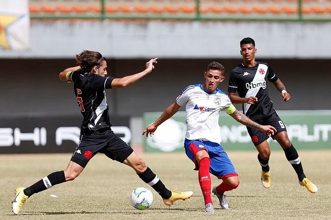 Bahia e Vasco decidem Copa do Brasil Sub-20 neste domingo