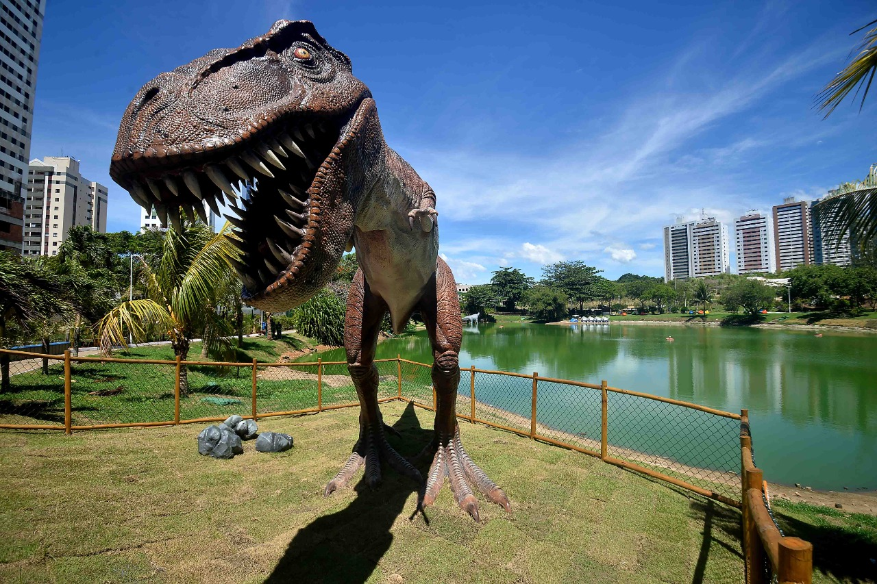 Número de visitantes da Lagoa dos Dinossauros será limitado a 200