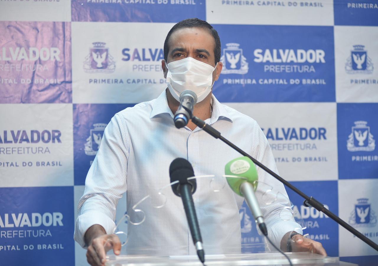 Com plano de vacinação pronto, Salvador quer prioridade para receber vacinas