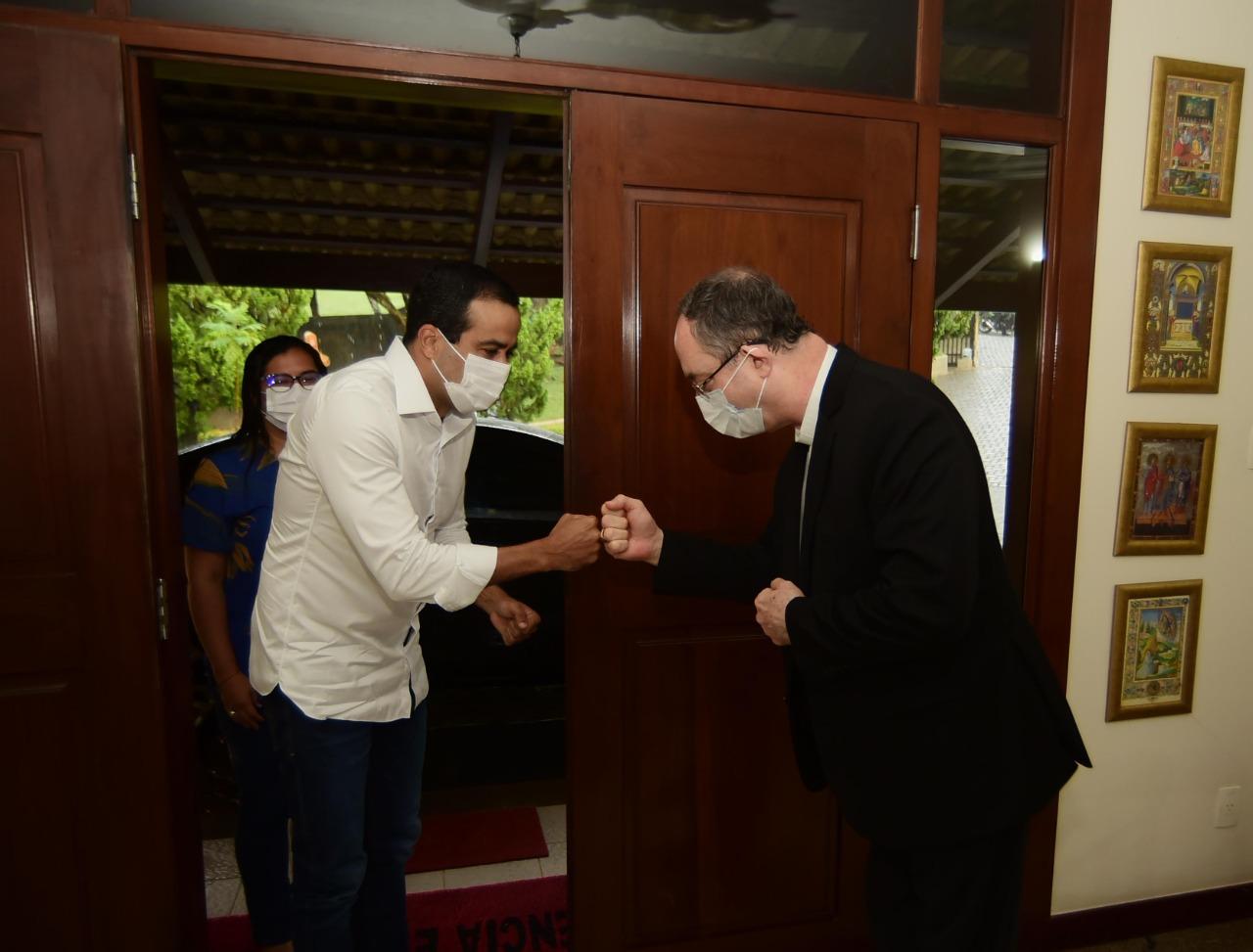 Prefeitura e Arquidiocese de Salvador definem programação do desfile do Senhor do Bonfim