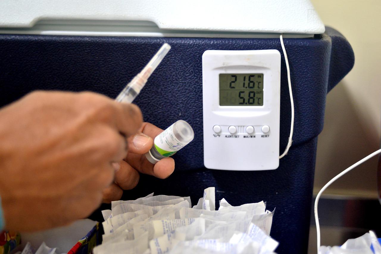 Salvador já tem pontos de imunização preparados para aplicar vacinas contra Covid-19