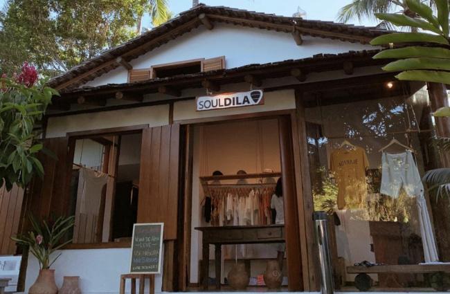 Caraíva ganha nova loja da grife Soul Dila