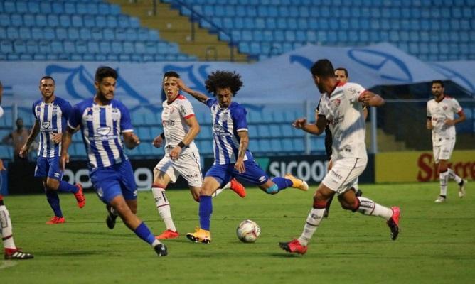 Série B: Vitória empata em 2 a 2 com o Avaí; veja os gols
