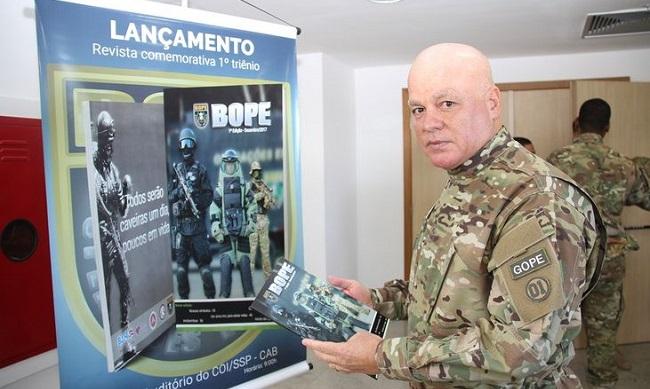 Governador anuncia Coronel Paulo Coutinho como novo comandante-geral da PM-BA