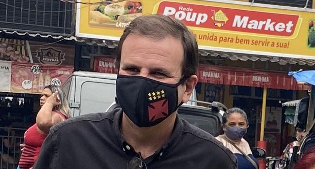 """Rio vai exigir """"passaporte de vacinação"""" a partir de quarta-feira"""