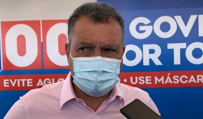 Rui Costa pede renovação do estado de calamidade da Bahia até 31 de dezembro