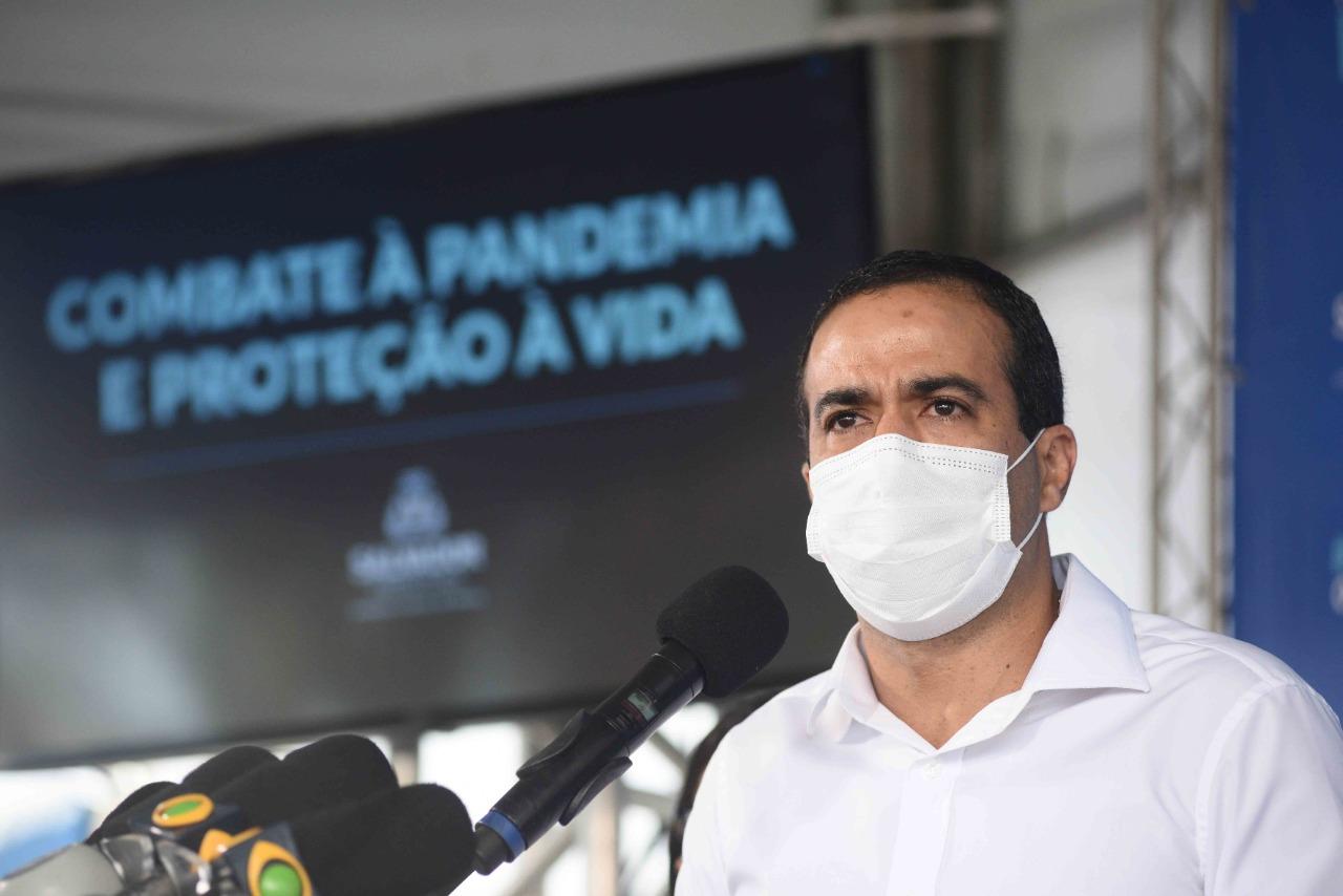 Praias, quadras e clubes de Salvador serão fechados a partir de quarta-feira