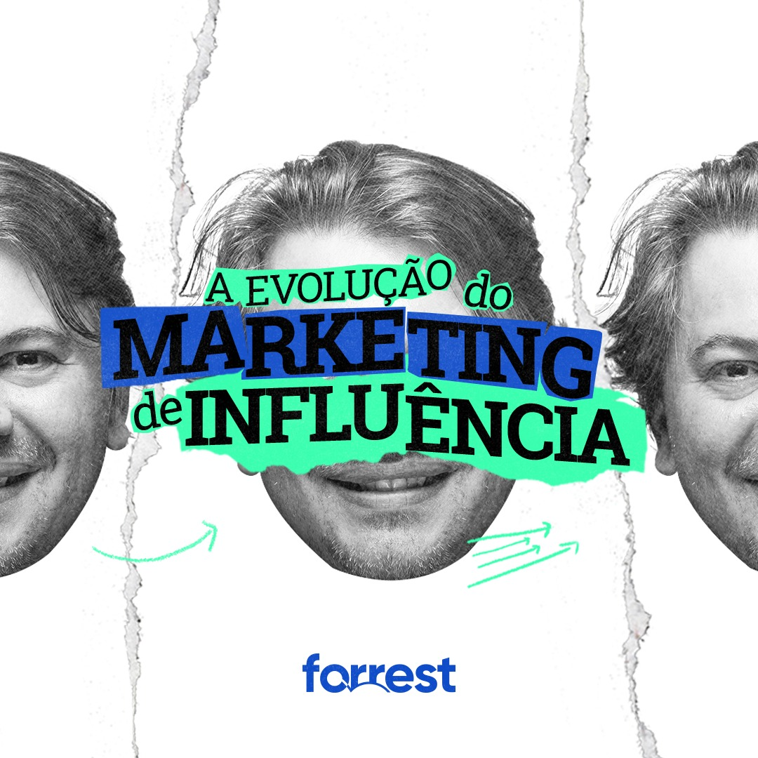 Forrest lança série de podcasts sobre marketing de influência
