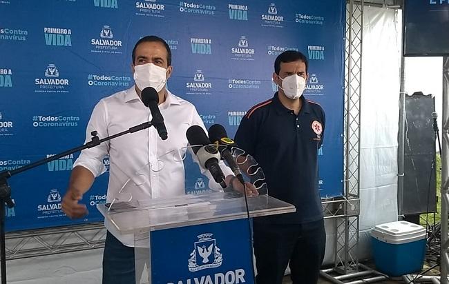 Pituba, Brotas e Itapuã terão medidas restritivas a partir de segunda-feira