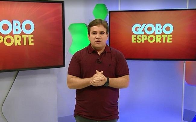 Jornalista esportivo Danilo Ribeiro é internado com Covid-19