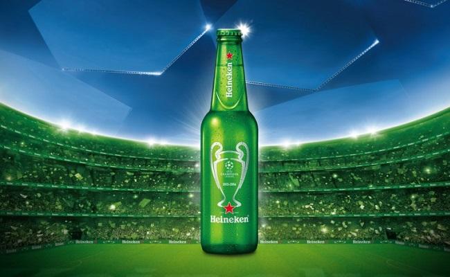 """Heineken ironiza a Superliga da Europa: """"não beba e comece uma liga"""""""