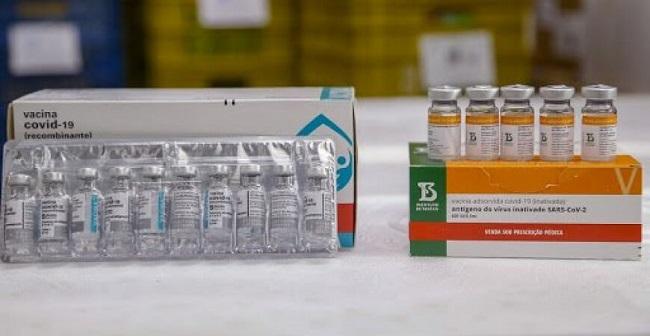 Salvador antecipa aplicação de segundas doses para fechamento do esquema vacinal