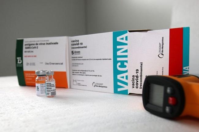 Bahia vai receber mais 613 mil doses de vacina nesta terça