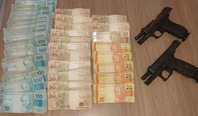 Operação da PM-BA contra assaltantes de bancos termina com 4 mortos