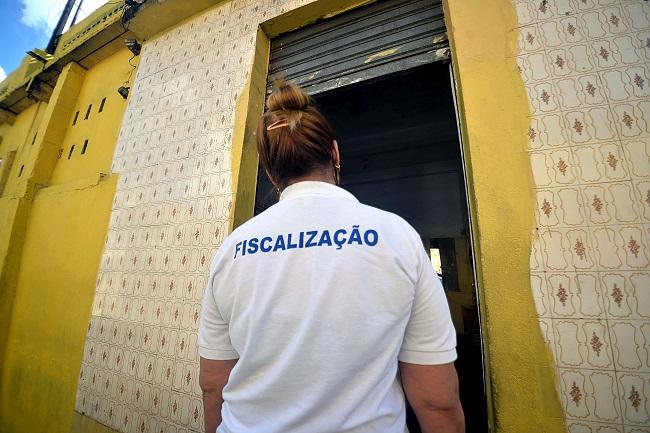 Sedur realiza 3,2 mil vistorias em Salvador durante toque de recolher
