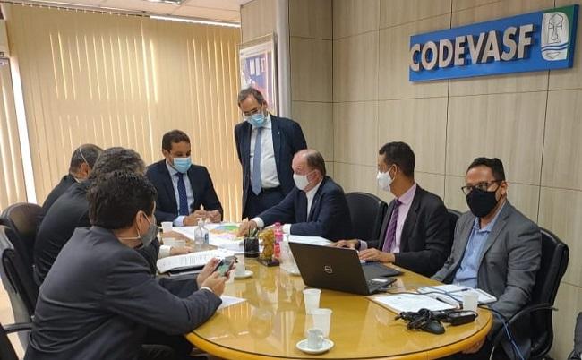 Seplan e SDE apresentam projeto da Fazenda Escola Modelo em Brasília