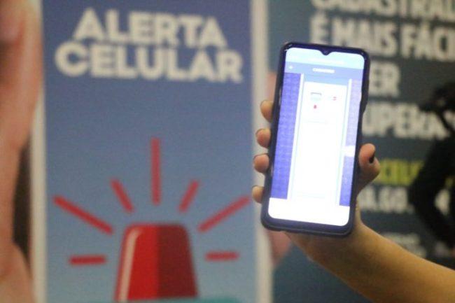 SSP lança serviço que permite devolução rápida de celulares apreendidos