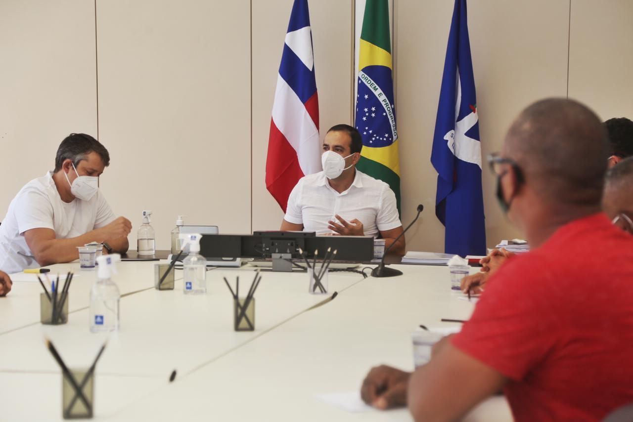 Prefeitura de Salvador garante acordo e rodoviários suspendem greve