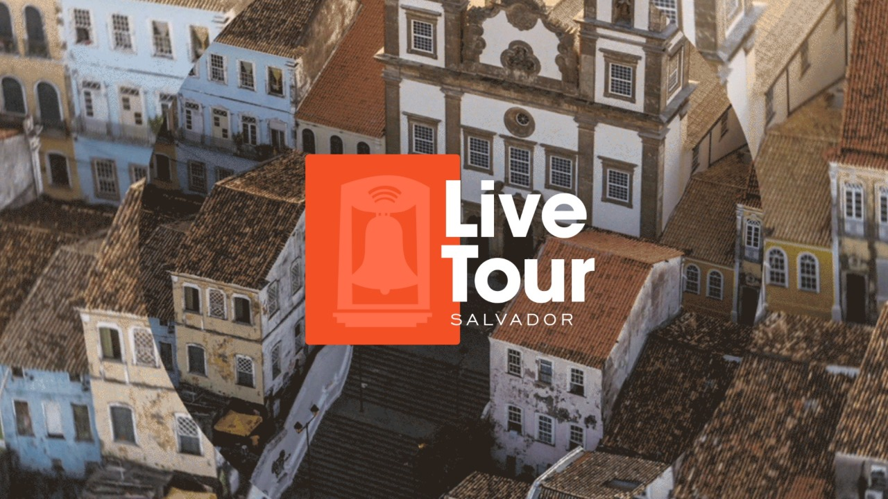 Prefeitura fará maratona de lives para fortalecer o turismo em Salvador